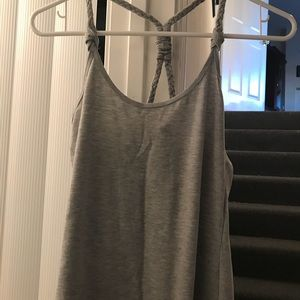 Never worn. Cute, long tank top